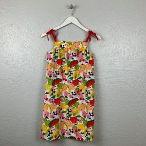 Hanna Andersson Size 150 Fruit Basket Dress